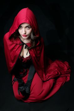 Red Riding Hood by Matthew Tiegs                              …