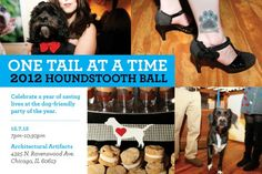 One Tail at a Time's Houndstooth Ball