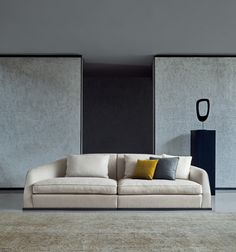 #Flexform MOOD ALFRED #sofa designed by Roberto Lazzeroni. Find out more on www.flexform.it
