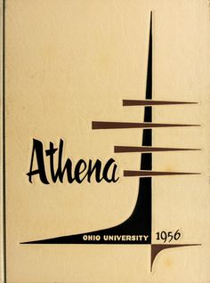 Athena Yearbook, 1956. Click through to see the entire yearbook.