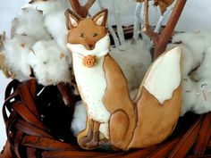 The Cookie Lab:  what does the Fox say?
