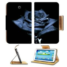 Black Rose Death Gothic Dark Samsung Galaxy Tab 3 7.0 Flip Case Stand Magnetic Cover Open Ports Customized Made to Order Support Ready Premium Deluxe Pu Leather 7 12/16 Inch (190mm) X 5 5/8 Inch (117mm) X 11/16 Inch (17mm) MSD Galaxy Tab3 Cases Tab_7.0 three Accessories Graphic Background Covers Designed Model Folio Sleeve HD Template Designed Wallpaper Photo Jacket Wifi 16gb 32gb 64gb Luxury Protector MSD Galaxy Tab 3…