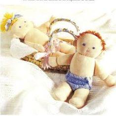 Mimin Dolls: bebezinhos fofos
