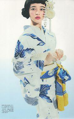 きものLOVE — Kimono HIme Volume 11 Page 11 by Bika Bika on...