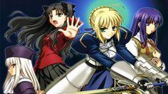 Preview wallpaper anime, girls, guns, aggression, mood 1920x1080