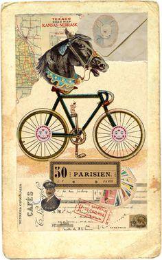 """Wild Ride"" by merimagic on Polyvore - Polyvore Top Art Set December 10, 2012"