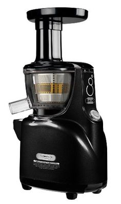 Kuvings NS-900 Silent Upright Masticating Juicer, Black - http://www.majestyappliance.com/kuvings-ns-900-silent-upright-masticating-juicer-black/