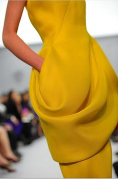 Dior Haute Couture ~ the cut!