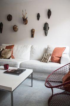 Gregory's Bushwick Oasis - AphroChic   Modern Global Interior DecoratingAphroChic   Modern Global Interior Decorating