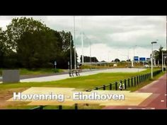 The Hovenring in Eindhoven (NL)