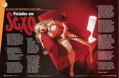 Viciados em sexo – Daniele Doneda