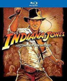 INDIANA JONES THE COMPLETE ADVENTURE