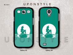Samsung Galaxy S4 case, Galaxy S3 case, Little Mermaid, Disney case, Phone Cases, Phone Covers, Skins, Case for Samsung, Case No-210 on Wanelo