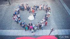Herz Gruppenfoto zur Hochzeit, endlich hat es geklappt !! :-) <3 Weddingheart, heart group picture, love, wedding, weddingphotography Hochzeitsfoto Hochzeitsfotografie Karlsruhe Durlach Stutensee Hochzeitsfotografin