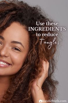 Does your hair get tangled often? If so look for these ingredients in your products which are designed to provide adequate moisture and help reduce tangles. #moisture #damage #hair #natural #product #reduce #tangles #diy #tips #regimen #routine #diy Low Porosity Hair Products, Hair Porosity, Natural Hair Tips, Natural Hair Styles, Cosmetic World, Damaged Hair Repair, Heat Damage, Hair Quality, Hair Strand
