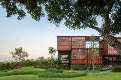 Gallery of Binary Wood House / TA-CHA Design - 1