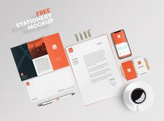Get this amazing stationery mockup for free. It contains a business card, letterhead, envelope, pen, iPhone 11 pro and trifold leaflet. Stationery Printing, Leaflet Design, Psd Templates, Mockup, Branding Design, Letterhead, Envelope, Iphone 11, Graphic Design