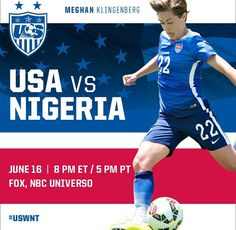 USA vs. Nigeria