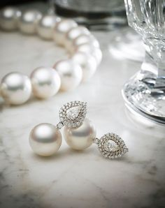 You can't go wrong with pearls