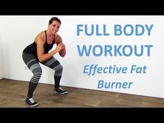 Full Body Workout for Women - 20 Minute Daily Exercise at Home for Women - No Equipment - YouTube