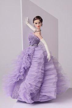 Victoire Roux — The Fashion Doll Chronicles — Fashion Doll Chronicles Light Auburn, Light Teal, Barbie Wedding Dress, Caramel Blonde, Honey Hair, Bubble Skirt, Floor Length Gown, Hair Color For Black Hair, Barbie Clothes