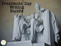 This bundle contains three of my writing products related to presidents.Informative Writing: You can use this unit with your students so they can learn about a President of the United States. Students must create an about the author page, find specific information about a president, draw a picture of the president and include a caption, and make a bibliography.Narrative Writing: Students will write a paragraph telling what they would do if they were president for the day in this narrative…