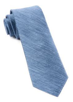 FESTIVAL TEXTURED SOLID TIES - SLATE BLUE | Ties, Bow Ties, and Pocket Squares | The Tie Bar