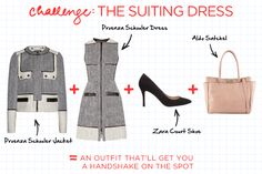 Fashion Math: Interview outfits!
