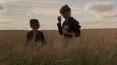 wheat field / Days of Heaven (1978), dir. by Terrence Malick