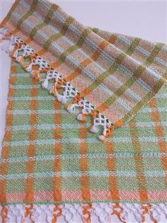 Summer and winter towel - Media - Weaving Today