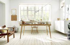 Stellar workspace setup by OYOY Interior Design of Denmark.