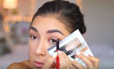 Gorgeous Makeup: Tips and Tricks With Eye Makeup and Eyeshadow – Makeup Design Ideas Diy Natural Beauty Routine, Natural Makeup Tips, Simple Eyeshadow, Eyeshadow Makeup, Fall Makeup Tutorial, Makeup Tutorials, Makeup Ideas, Eyeshadow Techniques, Brunette Makeup