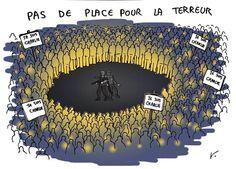 Non le terrorisme n'est pas une religion, bâtards ! #CharlieHebdo
