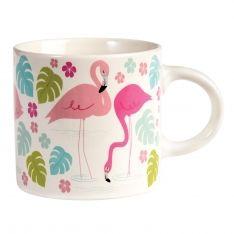 Tasse Pink Flamingos