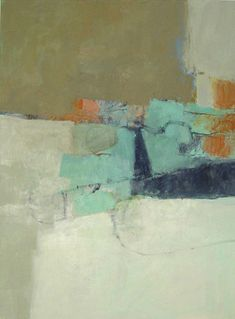 "Jenny Nelson. Hiloha  48"" x 36""  oil on canvas"