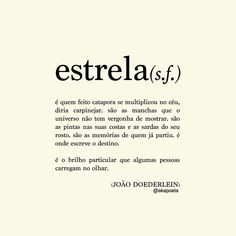 Estrela - João Doederlein