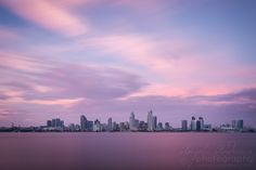 Dreamy San Diego Sunset | Captured from Bayview Park, Coronado | CA