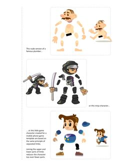 2D Game Art for Programmers: Creating a game character