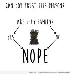 12 charts which only Game Of Thrones fans will understand - Game Of Thrones Memes