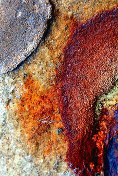 Rust | さび | Rouille | ржавчина | Ruggine | Herrumbre | Chip | Decay | Metal | Corrosion | Tarnish | Texture | Colors | Contrast | Patina | Decay |  by richman