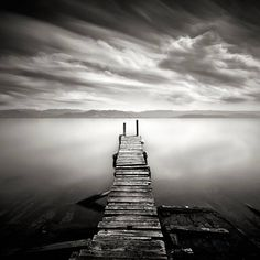 27 Breathtaking Examples Of Black And White Seascape Photographs by Alper Çukur — Photography Office Photography Office, Last Stand, He Is Able, Find Picture, Great Shots, How Beautiful, Black And White Photography, Wonders Of The World, Tower
