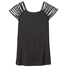 strip cut sleeves to make this from a regular tshirt