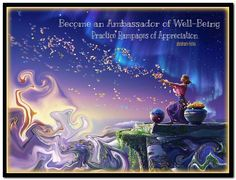 Become an Ambassador of Well-Being. Practice Rampages of Appreciation. (For more text click twice then. See more) Abraham-Hicks Quotes Love And Light, Peace And Love, Radical Acceptance, Fb Quote, Let It Out, Abraham Hicks Quotes, Spiritual Teachers, Law Of Attraction Quotes, Special Quotes