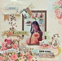 A Project by alicewahyuni from our Scrapbooking Gallery originally submitted 05/22/12 at 08:12 AM