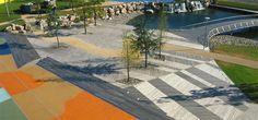 West 8 Urban Design & Landscape Architecture / projects / Chiswick Business Park