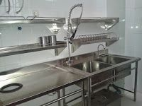 Trijaya Kitchen Peralatan Stainless Dapur Restoran Harga Bersaing