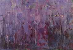 This abstract is full of texture and lovely lavenders, pinks, reds and some metallic silver paint (which does not show well in the photo). The painting is done on TerraSkin which is an eco friendly paper made of crushed stone and is practically indestructible.  There is a 1 inch unpainted border around the entire painting which can be left or cut off as desired.  The painting will be shipped rolled but due to the nature of the TerraSkin it will lie flat as soon as it is unrolled.