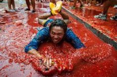 La Tomatina 2013 Bunol Hailed a Success | Tumbit News Story