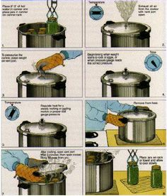 Pressure Canning Questions and Answers