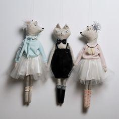Lieschen Mueller dolls